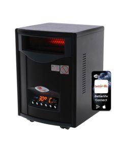 Estufa Infrarroja Smarthome UV 70 m2 Betterlife CF1500UV-PS