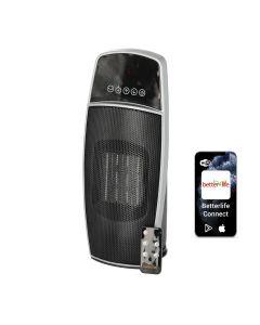 Termoventilador WiFi SmartHome 15m2 Betterlife PTC-F-RCW