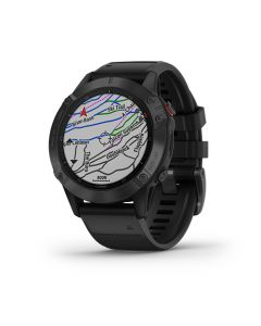 Fenix 6 Pro Black w/Black Band Chile en Garmin