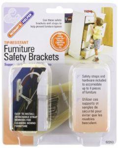 Protector Anticaida mueble 8 u Mommy's Helper 02263-3 Blanco
