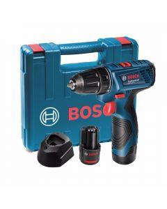 Taladro/Atornillador Inalámbrico Prof. Bosch GSR 120-LI Azul