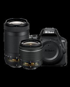 D-3500 c/lente 18-55mm AF-P VR G DX + 70-300mm