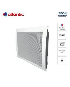 Calefactor Eléctrico Atlantic New Solius WIFI 1000 Blanco