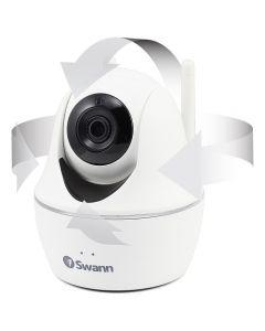 Cámara Seguridad Pan & Tilt Swann Swwhd-Intcampk2-Us Blanca