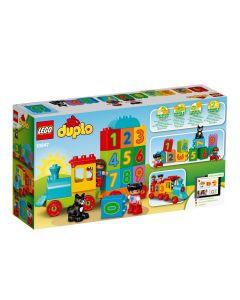 Lego Tren De Los Números