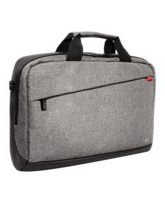 Maletín Mobilis Bolso De Moda Trendy Briefcase 14-16 Gris