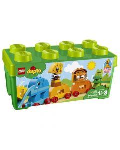 Lego Caja De Ladrillos: Mis Primeros Animales