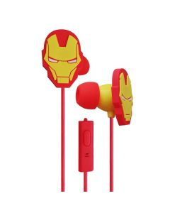 Audífonos In Ear Iron Man Disney EB2-01043-IM-ESP