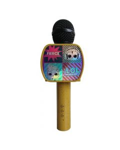 Micrófono Bluetooth Karaoke LOL Party Disney MP2-07136-ESP