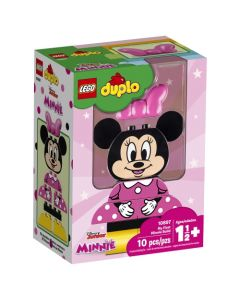 Lego Mi Primer Modelo De Minnie