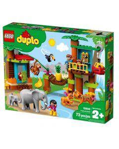 Lego Tropical Island