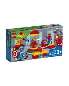 Lego Laboratorio De Superhéroes