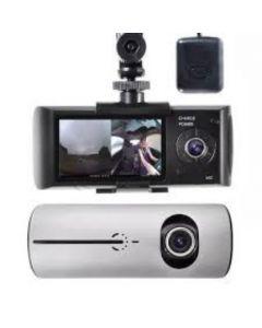 Cámara de Seguridad para Autos Camtek R300 DVR DUAL GPS