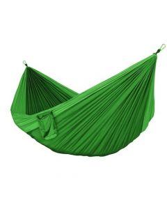 Hamaca Lhotse 2 Plazas Premium Outdoor Verde Claro