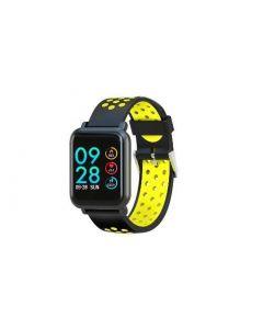 Smartwatch Reloj Inteligente Lhotse Sw55p Amarillo