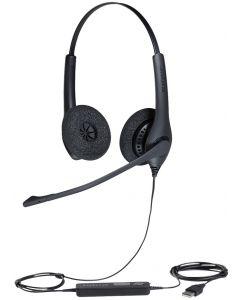 Audífonos Mono Jabra Biz 1500 Negro