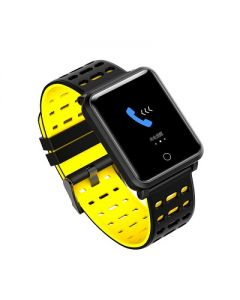 Smartwatch MasterLife RI01 Negro Amarillo