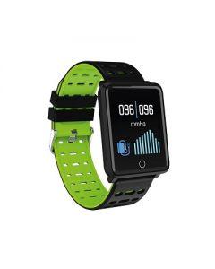 Smartwatch Deportivo MasterLife RI06 Negro-Verde