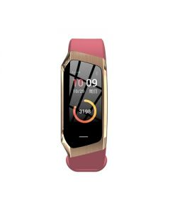 Smartband MasterLife BI20 Rojo Dorado
