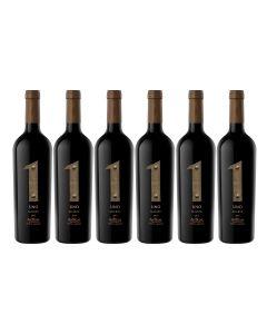 Promo Pack 6 vino Uno Premium Malbec + Regalo Pack 6 Vinos Conde de Marras