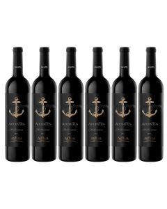 Pack 6 vino Aduentus Premium Mediterraneo