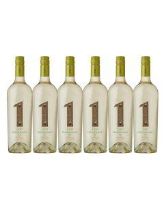 Pack 6 vino Uno Premium Sauvignon Blanc