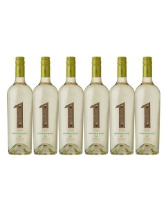Promo Pack 6 vino Uno Premium Sauvignon Blanc + Regalo Pack 6 Vinos Conde de Marras