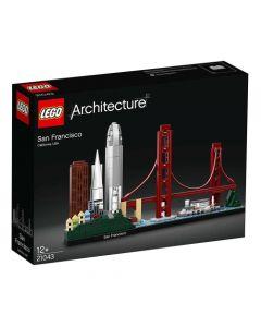 Lego San Francisco