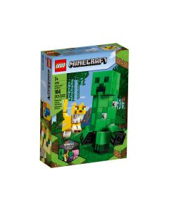 BigFig: Creeper™ y Ocelote LEGO MINECRAFT