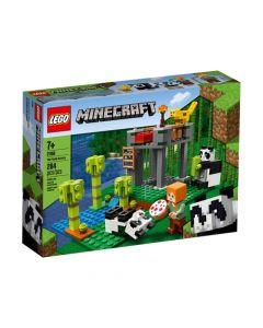 Lego El Criadero De Pandas