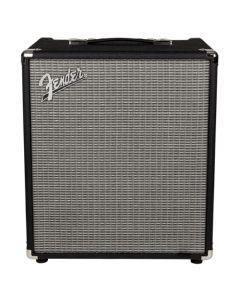 Amplificador Fender Rumble 100 para Bajo Negro