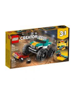 Lego Camioneta Monstruo
