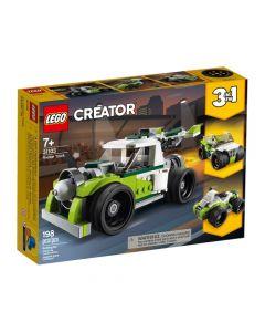 Lego Camión A Reacción