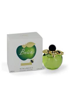 Perfume Nina Ricci Bella Edt Mujer 80 ml