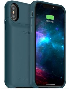Funda Batería iPhone XS Mophie Juice Pack Access Stone