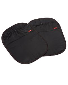 Pack 2 Protectores para Respaldo Asiento Diono 40232 Negro