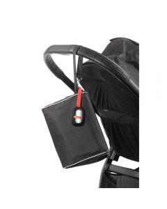 Pack Dispensador de Bolsas Desechables Diono 40271-40272 Negro