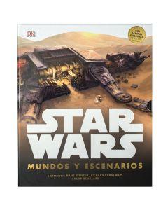 Enciclopedia DK Star Wars: Mundos Y Escenarios