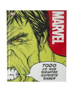 Enciclopedia DK Marvel: Todo Lo Que Siempre Quisiste Saber