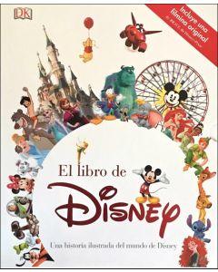 Enciclopedia DK El Libro De Disney