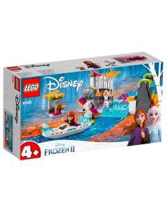 Lego Expedición En Canoa De Anna