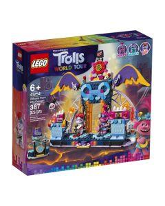 Lego Concierto En Volcano Rock City