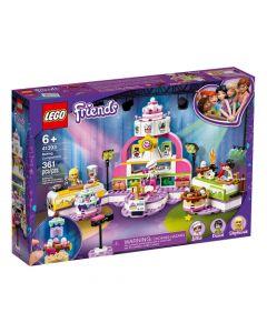 Lego Concurso De Repostería