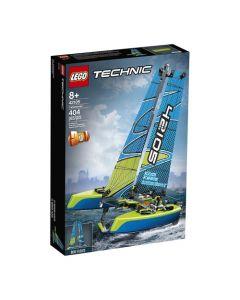 Lego Catamarán