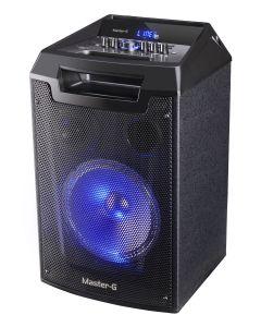 Parlantes Karaoke Bluetooth Master G Changer - Negro