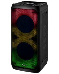 Parlantes Karaoke Bluetooth Master G Ultra Flame – Negro