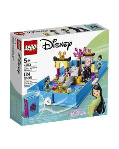 Lego Cuentos E Historias: Mulán