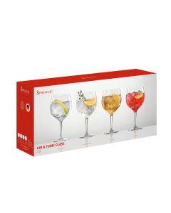 Set 4 Copas Cristal Spiegelau Gin Tonic