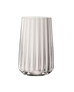Set 4 Vasos Largos Spiegelau Lifestyle