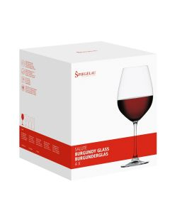 Set 4 Copas Cristal Spiegelau Burgundy Salute